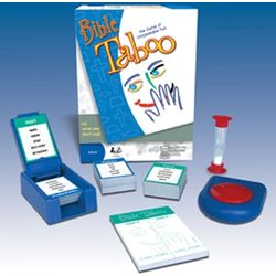 Bible Taboo Game