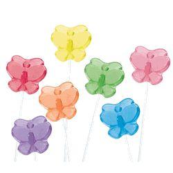 Butterfly Twinkle Pops
