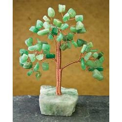 All Good Things Jade Tree Figurine