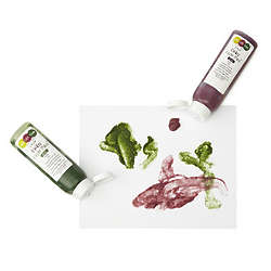 Veggie Finger Paints