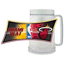 Miami Heat Freezer Mug