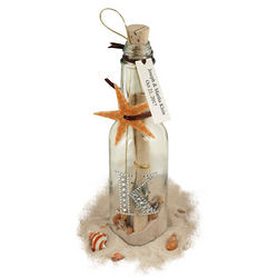 Starfish Message in a Bottle Invitations
