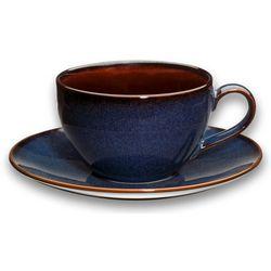 Sedona Blue Tea Cup and Saucer