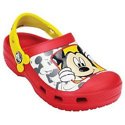 Baby Boy's Mickey Mouse Crocs Shoes
