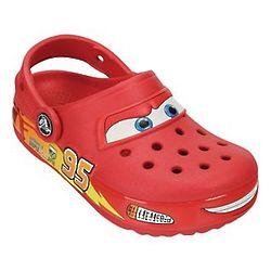 Boy's Crocs Disney's Cars Clogs