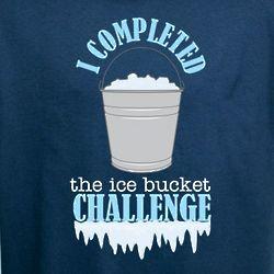 Ice Bucket Challenge ALS Awareness T-Shirt