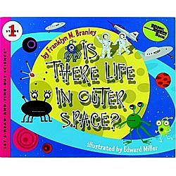 Is There Life In Outer Space? Book