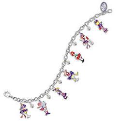 Dolly Mama Red Hot Mama's Charm Bracelet