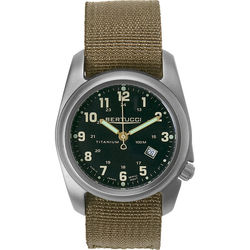 Men's Titanium Field Watch