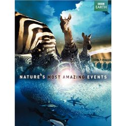 Nature's Most Amazing Events DVD Set