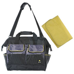 Weekender Diaper Bag with Changing Pad