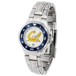 NCAA Women's Competitor Steel Band Watch