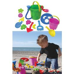 15 Jumbo Sand and Water Toys