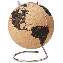Cork Covered Globe