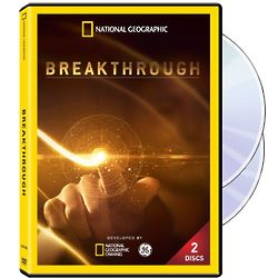 Breakthrough - Stories of Scientific Discovery 2-DVD Set