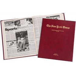 Golf History - All Time Great Moments New York Times Book
