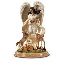 Sacred Guardian Angel Figurine