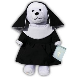 The Nun Bear