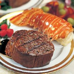 The Elegant Gift - Steak & Lobster Combo
