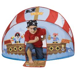 Pirate Tent Playset