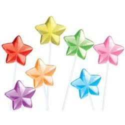 120 Solid Star Twinkle Pops