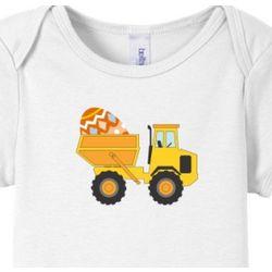 Easter Egg Dumptruck Baby T-Shirt