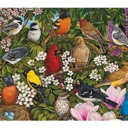 Flower Barn Puzzle