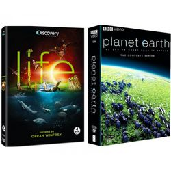 Life and Planet Earth: The Complete Series on DVD
