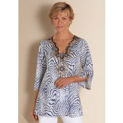 South Beach Embellished Tunic