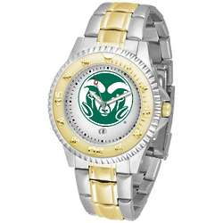 NCAA Men's Competitor Two-Tone Band Watch