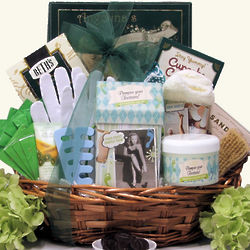 Hands and Feet Specialty Spa Gift Basket