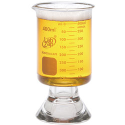 Beaker Beer Glass
