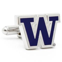 University of Washington Huskies Enamel Cufflinks