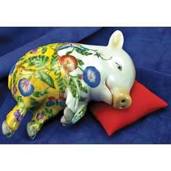 Sleeping Pig - Floral