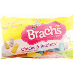 Chicks and Rabbits Marshmallow Candy