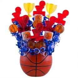 Hoop Sensations Lollipop Bouquet