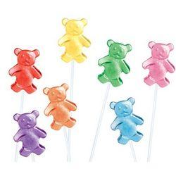 Teddy Bear Twinkle Pops
