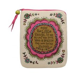 Enjoy the Little Things Padded Tablet Case