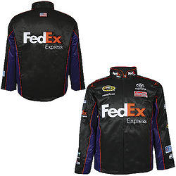 NASCAR Denny Hamlin Official Replica Uniform Jacket