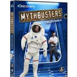 Mythbusters Collection 9 DVD Set