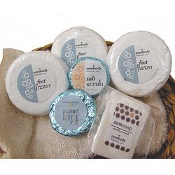 Invigorating and Soothing Foot Pampering Kit