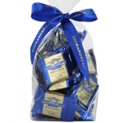 Milk and Truffle Chocolate Squares Gift Bag