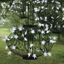 Small Solar Star Lantern