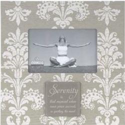 Zen Garden Serenity 4x6 Wooden Frame