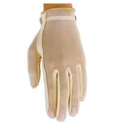 Left Hand Solar Tan Full Glove for Women