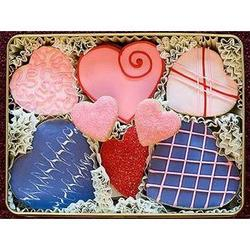 Your Heart is Mine Sugar Cookies
