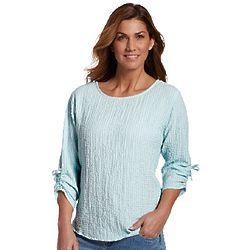 Women's Kedron Seersucker Pullover