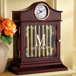 Personalized Grand Chime Clock