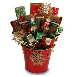Christmas Chocolate Fantasy