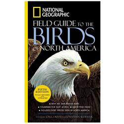 Field Guide to the Birds of North America Book